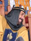 rey de la fiesta de la historia